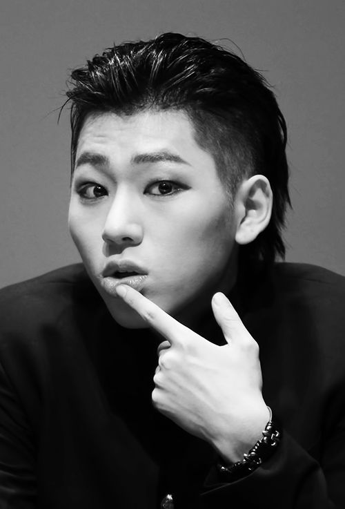 Tags: K-Pop, Block B, Zico, Monochrome