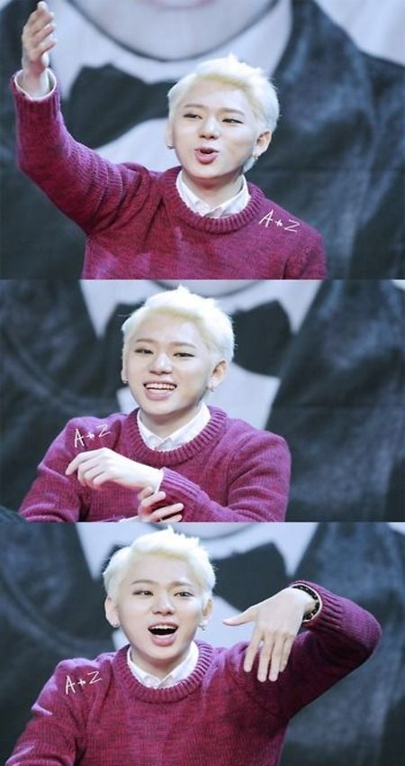 Tags: K-Pop, Block B, Zico, Collage, Fansigning Event