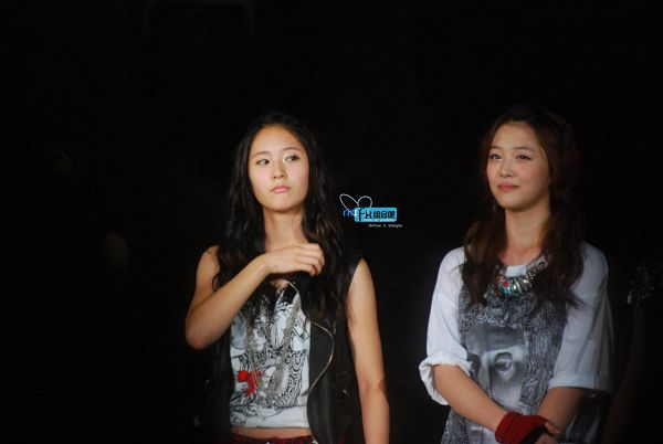 Tags: K-Pop, f(x), Krystal Jung, Luna