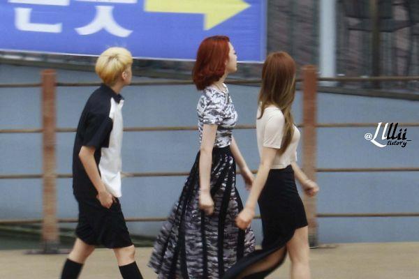 Tags: K-Pop, f(x), Amber Liu, Luna, Sulli