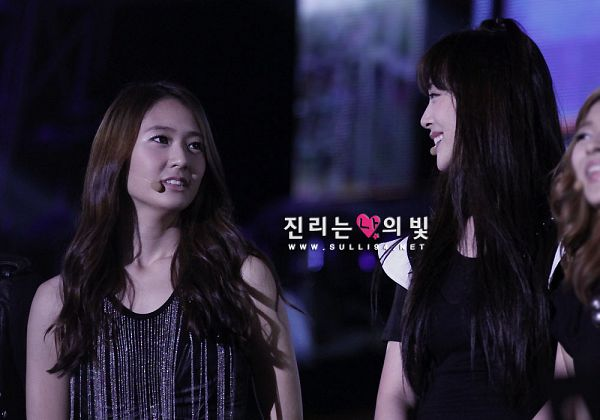 Tags: K-Pop, f(x), Sulli, Krystal Jung