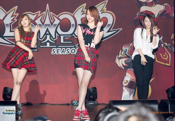 Tags: K-Pop, f(x), Sulli, Krystal Jung, Victoria Song