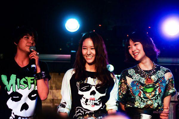 Tags: K-Pop, f(x), Sulli, Krystal Jung, Amber Liu