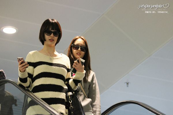 Tags: K-Pop, f(x), Krystal Jung, Sulli