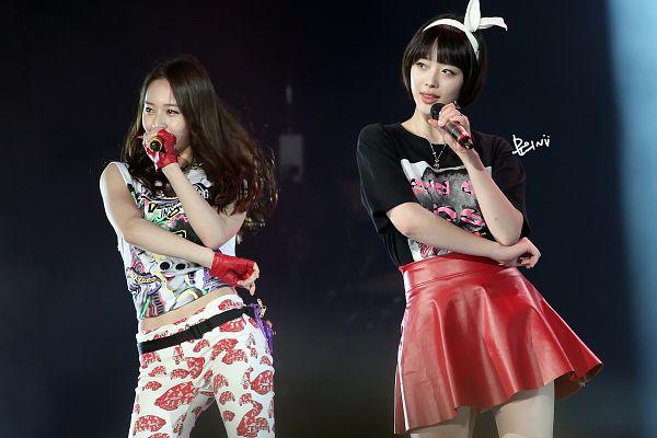 Tags: K-Pop, f(x), Krystal Jung, Sulli