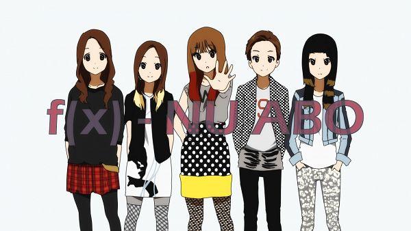 Tags: K-Pop, f(x), Amber Liu, Victoria Song, Sulli, Krystal Jung, Luna, Fanart