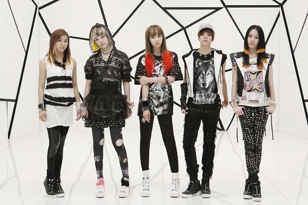 Tags: SM Town, K-Pop, f(x), Wallpaper