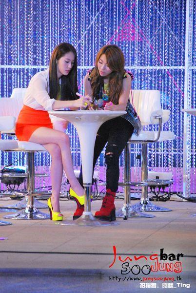Tags: K-Pop, f(x), Krystal Jung, Luna