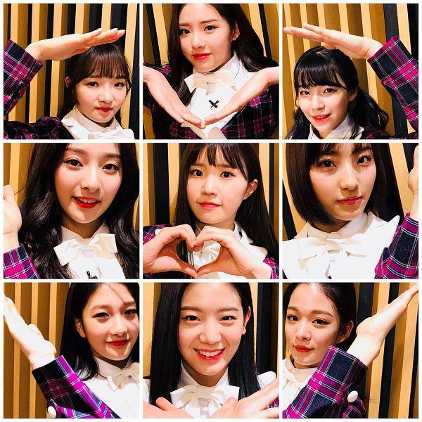Tags: K-Pop, fromis 9, Lee Chae-young, Jang Gyuri, Roh Jisun, Park Jiwon, Baek Jiheon, Lee Seoyeon, Nakyung, Song Hayoung, Saerom