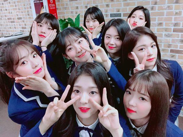 Tags: K-Pop, fromis 9, Roh Jisun, Lee Chae-young, Jang Gyuri, Saerom, Park Jiwon, Baek Jiheon, Lee Seoyeon, Nakyung, Song Hayoung