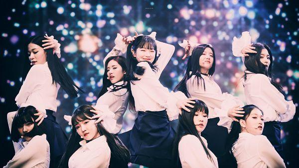 Tags: K-Pop, fromis 9, Lee Chae-young, Jang Gyuri, Roh Jisun, Saerom, Park Jiwon, Baek Jiheon, Lee Seoyeon, Nakyung, Song Hayoung