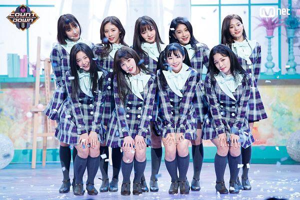 Tags: K-Pop, fromis 9, Lee Chae-young, Jang Gyuri, Roh Jisun, Baek Jiheon, Lee Seoyeon, Nakyung, Song Hayoung, Saerom, Park Jiwon