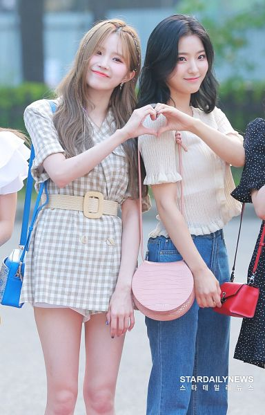 Tags: K-Pop, fromis 9, Song Hayoung, Saerom